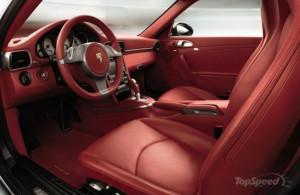 1 2010 porsche 911 upholstery