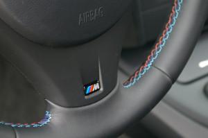 1 Bmw steering wheel