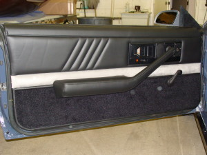 10 1982 camaro door panel after