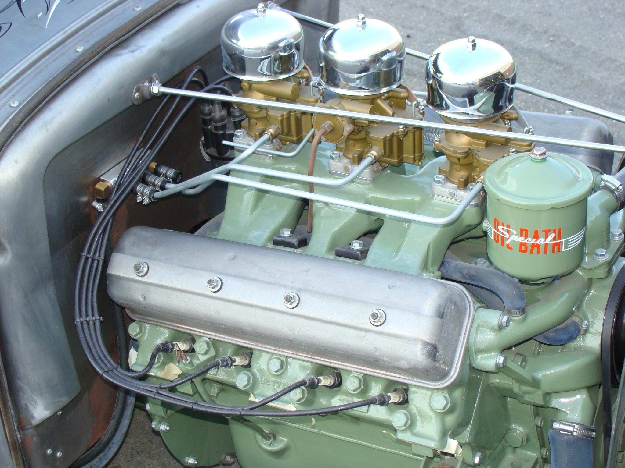 10 studebaker V8
