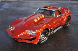 14 Kustom Corvette summer movie car