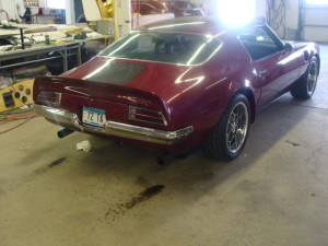 16 1972 pontiac firebird trams am