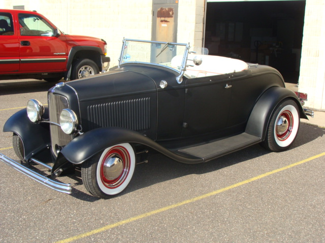 1932 Ford Roadster All Star Upholstery Twin Cities
