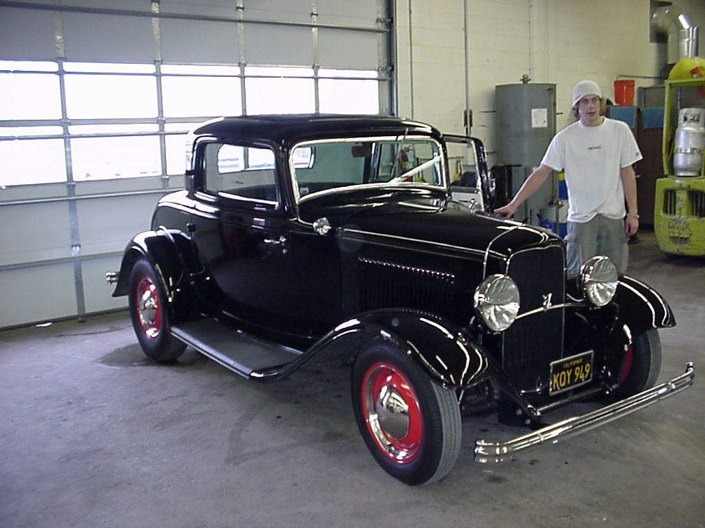 All Star Chevrolet >> 1932 Ford | All Star Upholstery | Twin Cities Upholstery ...
