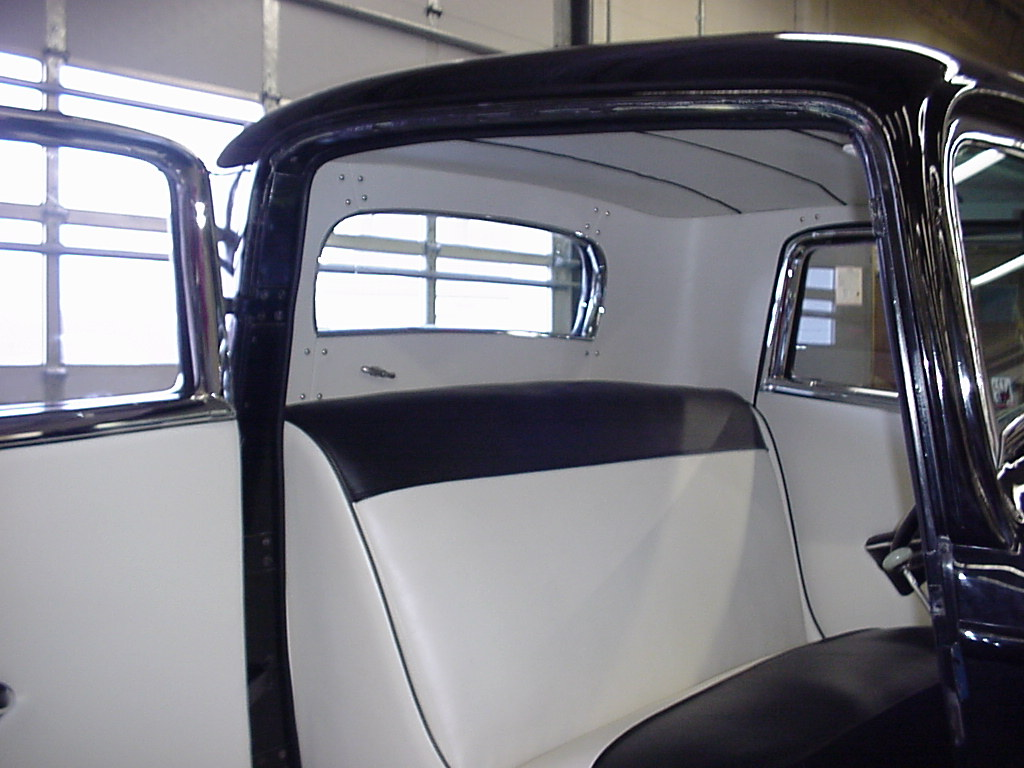 1932 Ford All Star Upholstery Twin Cities Upholstery