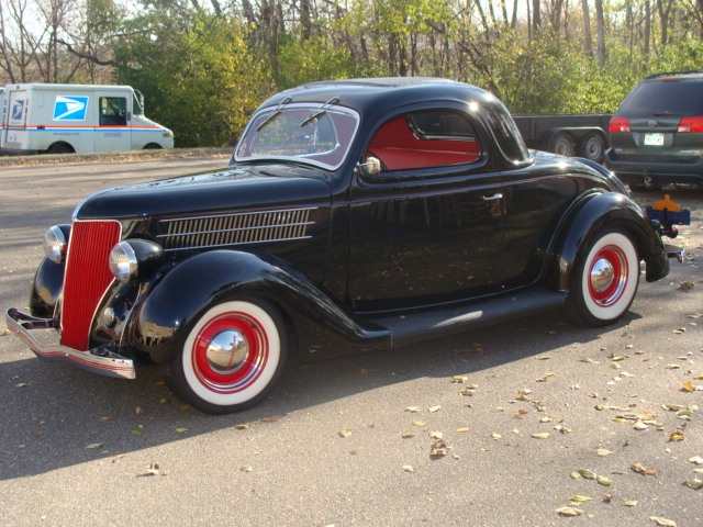 1936 Ford All Star Upholstery Twin Cities Upholstery