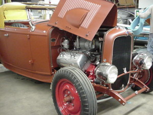 2 1932 ford ardun roadster