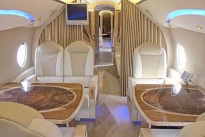 2 aircraft interior