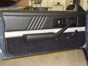 3 camaro door panel