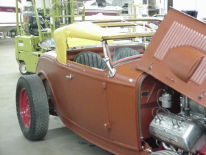 4 1932 ford ardun roadster