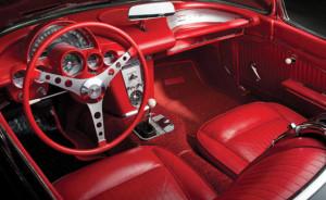4 1962 corvette interior