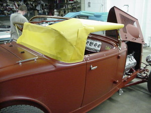 5 1932 ford ardun roadster