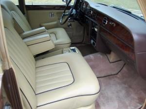 5 mouton carpet Rolls Royce