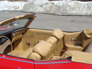 5.1 1970 chevelle upholstery