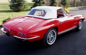 7.2 1967 corvette convertible top