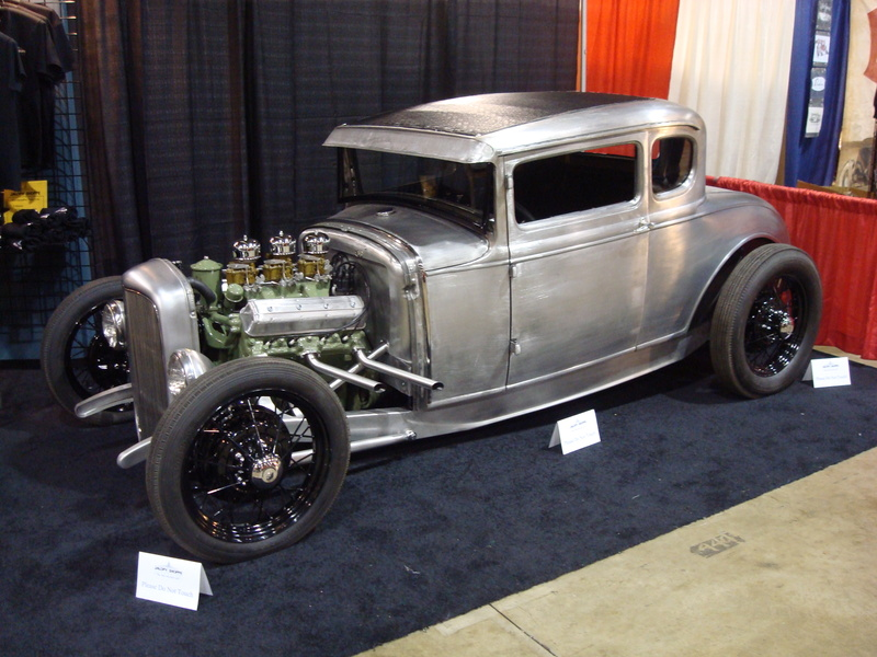 9 1931 ford model A coupe