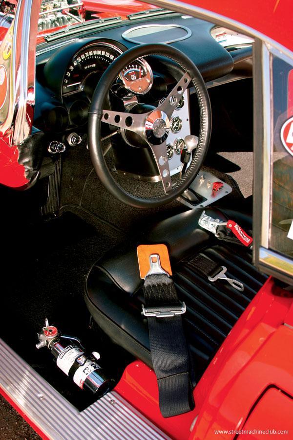 Mazmainian Corvette All Star Upholstery Twin Cities